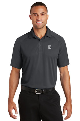 Men's Port Authority K575 Poly Performance Polo with Embroidered Logo