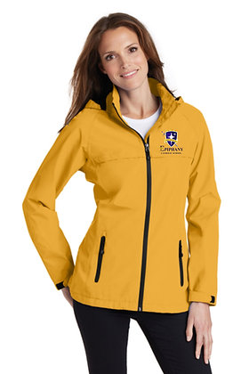 Womens Torrent Waterproof Jacket L333 - Embroidered (4 Logo Options)