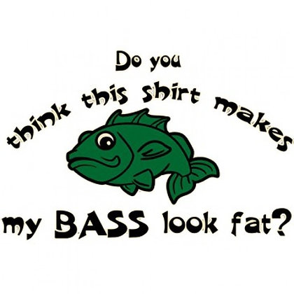 Does My Bass Look Fat