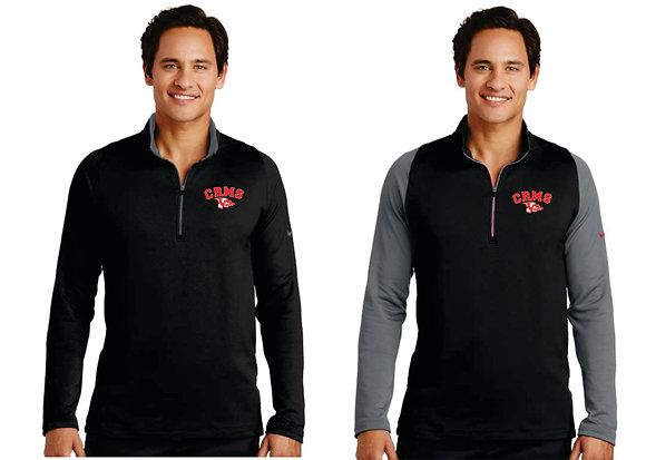 Nike Dri-FIT Stretch 1/2 Zip Cover Up - Mens