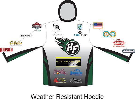 Weather Resistant Hoodie