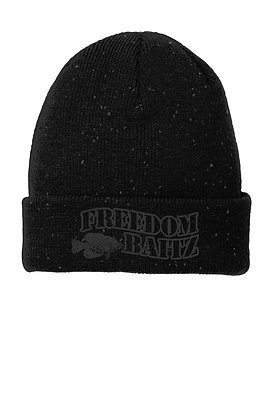 New Era Cuffed Beanie w/Ghosted Embroidered Logo (4 Colors Available)