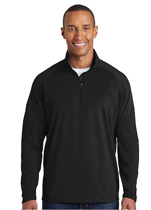 SportTek 1/2 Zip Pullover - Men's 2XL