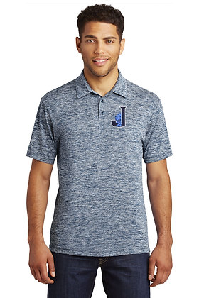 Mens Sport-Tek® Electric Heather Polo ST590 - Embroidered