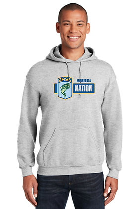 Sublimated 100% Poly Performance Hoodie (Look & Feel of Cotton)- Full Chest Logo