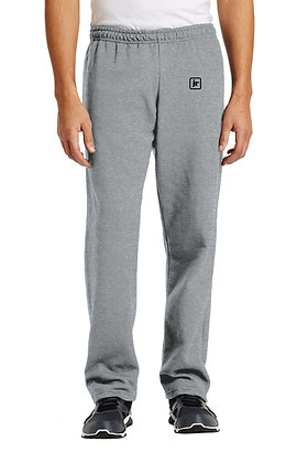 Gildan 18400 50/50 Dry Blend Sweat Pant with Embroidered Logo