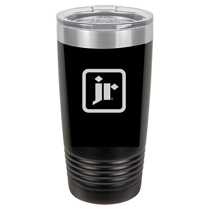 Polar Camel 20oz Stainless Steel Thermal Tumbler Laser Etched Logo with Std Lid