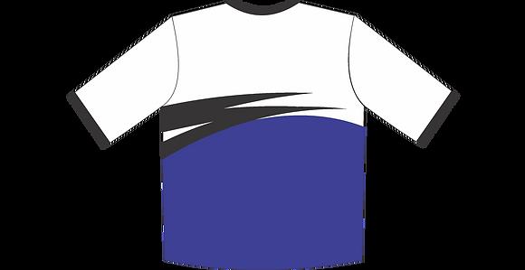 Full Custom Short Sleeve Crew Neck