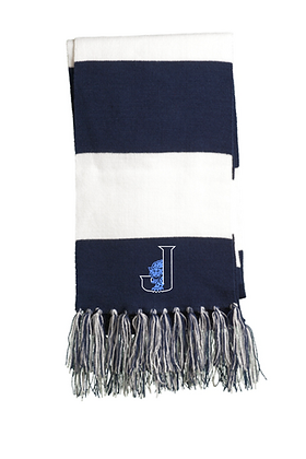 Scarf w/Embroidered Logo