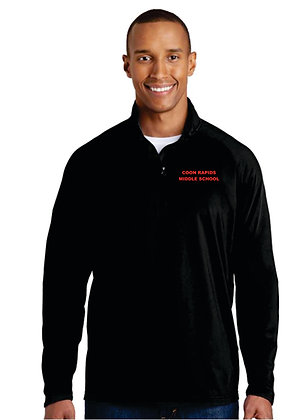SportTek 1/2 Zip Pullover - Men's