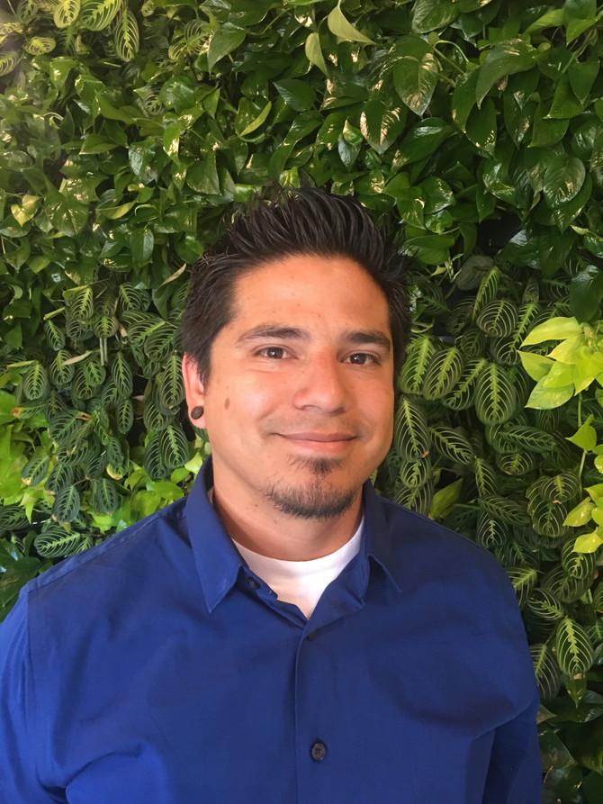 CDPC Welcomes Vincent Rojas!