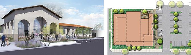 Mental Health Center Design/Build Award