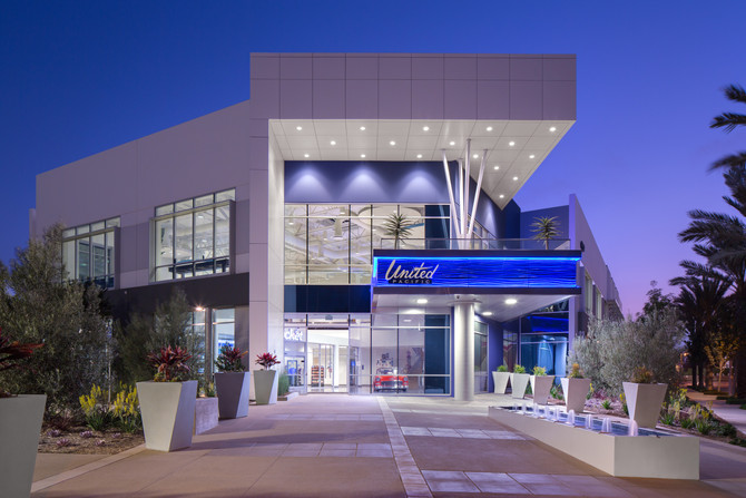 UNITED PACIFIC WINS BEST OFFICE PROJECT AWARD!