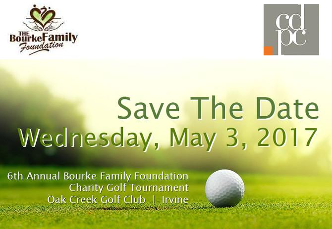 6th Annual Golf Tournament Coming Soon...