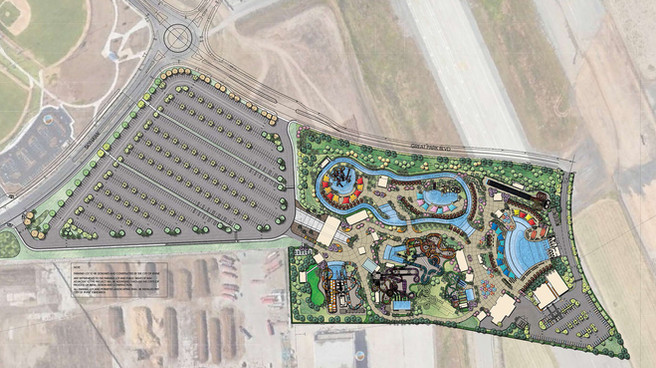 Wild Rivers Overall Site Plan