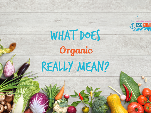 What Does 'Organic' Really Mean?