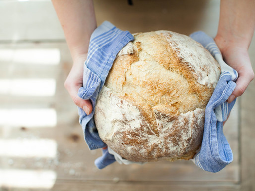 Why We Should Eat Bread (and other grains)