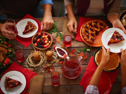 Holidays: Dealing with Diet Culture