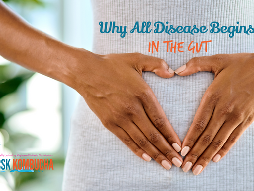 Why All Disease Begins In the Gut