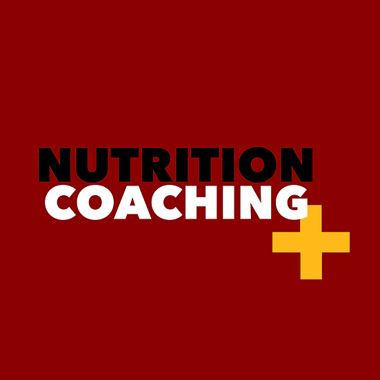 6 Month Nutrition Coaching Plus Package
