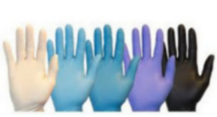 Nitrile Gloves (Small, Medium, Large and XL) - Select size and count