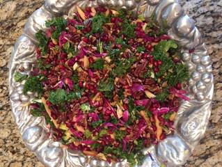 Fall & Christmas Salad