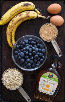 Gluten & Dairy Free Blueberry Muffins