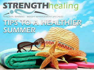 4 Tips to a Healthier Summer