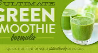 How To Make a Green Smoothie