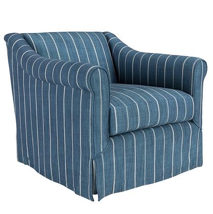 The Brooks Swivel Chair
