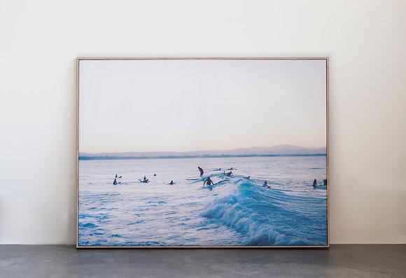 The Mira Surfer Art