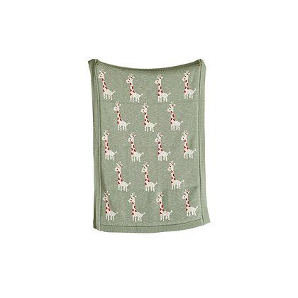 George the Giraffe Blanket