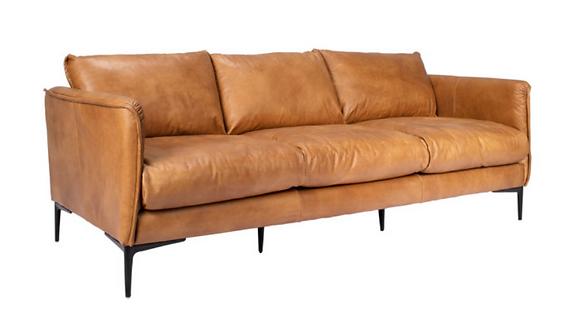 Jude Leather Sofa