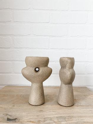 Aztec Terracotta Vase