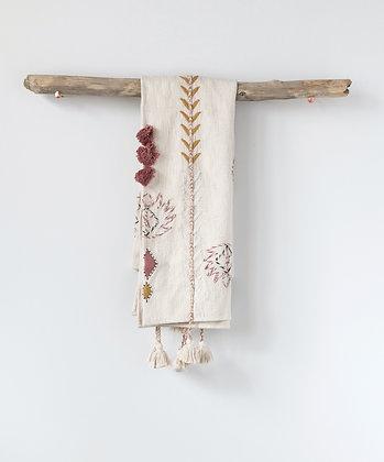 The Addison Blanket-White