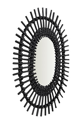 The Zara Bamboo Mirror