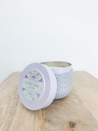 Gilded Muse Candle
