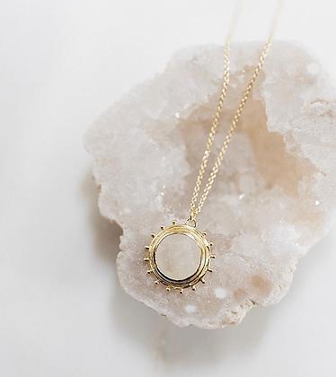 The Stella Sunburst Necklace