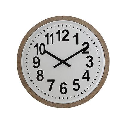 Abilene Wall Clock