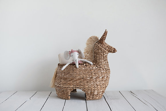 Luigi The Llama Basket