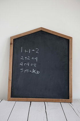 Hilary's House Chalkboard