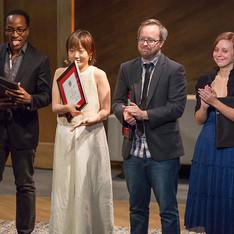 The Relentless Award Semifinalists: Dave Harris, Celine Song, David Jacobi, Kate Tarker