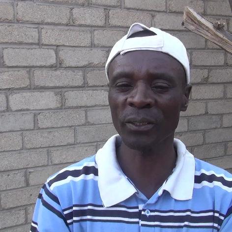 Testimonial, Chitungwiza, Zimbabwe