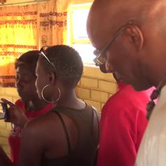 Camera Blocking, Chitungwiza, Zimbabwe