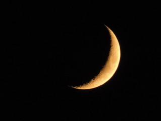 2017年10月・天秤座の新月