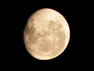 2018年8月・魚座の満月