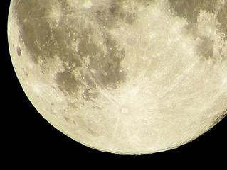 2018年5月・射手座の満月