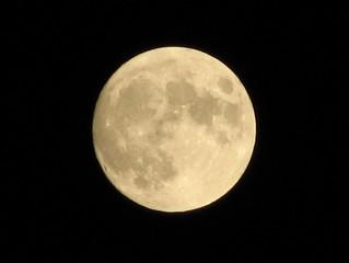 2019年3月・天秤座の満月