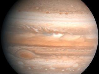 木星が山羊座に移動しました