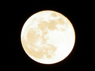 2018年6月・山羊座の満月